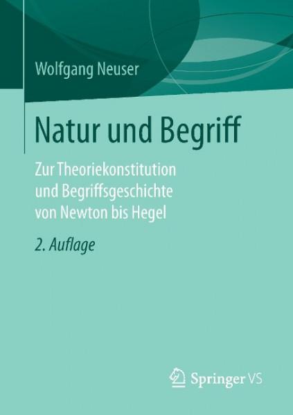 Natur und Begriff