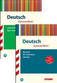 STARK Auf einen Blick! Deutsch Literatur - Epochen + Gattungen