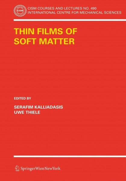 Thin Films of Soft Matter