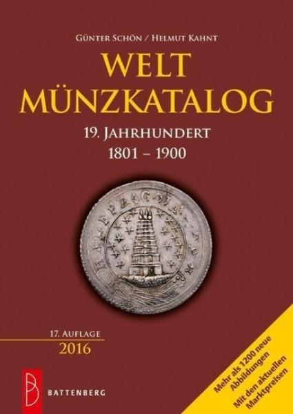 Weltmünzkatalog 19. Jahrhundert