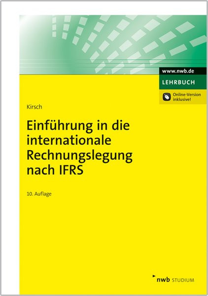 Einführung in die internationale Rechnungslegung nach IFRS