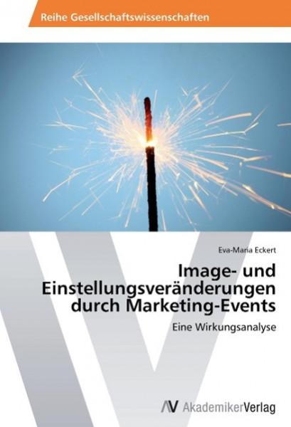 Image- und Einstellungsveränderungen durch Marketing-Events