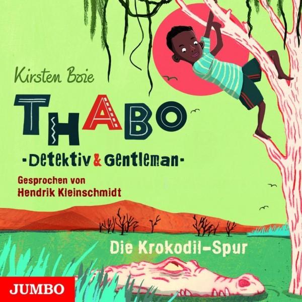 Thabo - Detektiv & Gentleman 02. Die Krokodil-Spur