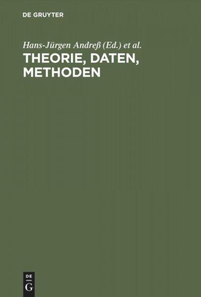 Theorie, Daten, Methoden