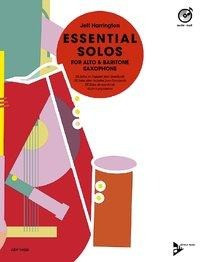 Essential Solos for Alto & Baritone Saxophone