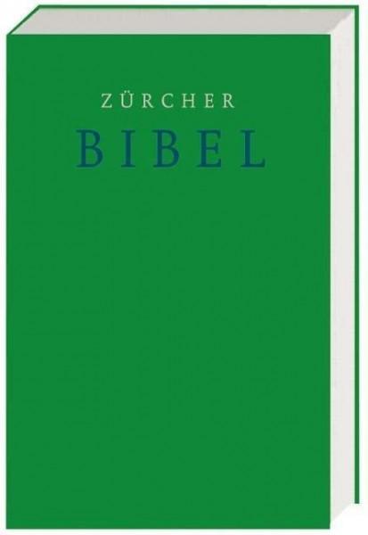 Zürcher Bibel - Hardcover grün