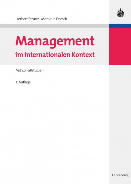 Management im internationalen Kontext