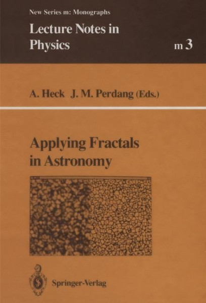 Applying Fractals in Astronomy