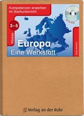 Europa - Eine Werkstatt - Klasse 3-5