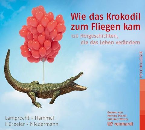Wie das Krokodil zum Fliegen kam