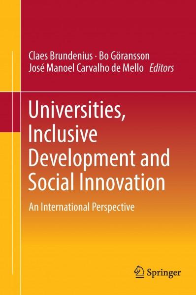 Universities, Inclusive Development and Social Innovation