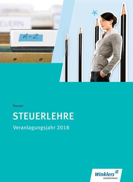 Steuerfachangestellte: Steuerlehre: Verlanlagungsjahr 2018: Schülerband