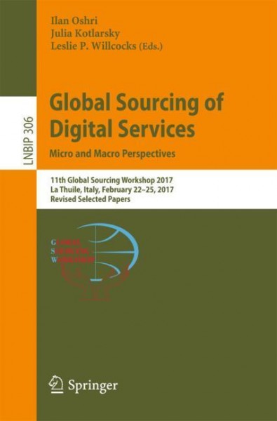 Global Sourcing of Digital Services: Micro and Macro Perspectives