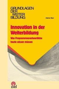 Innovation in der Weiterbildung