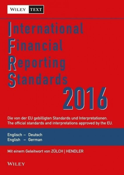 International Financial Reporting Standards (IFRS) 2016