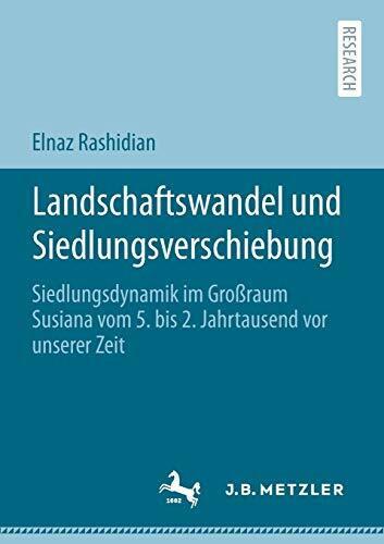 Landschaftswandel und Siedlungsverschiebung