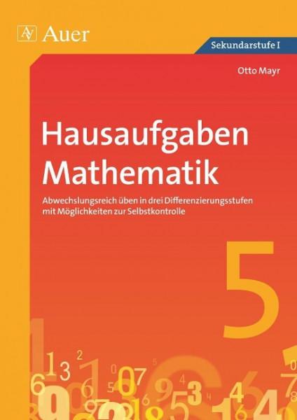 Hausaufgaben Mathematik Klasse 5