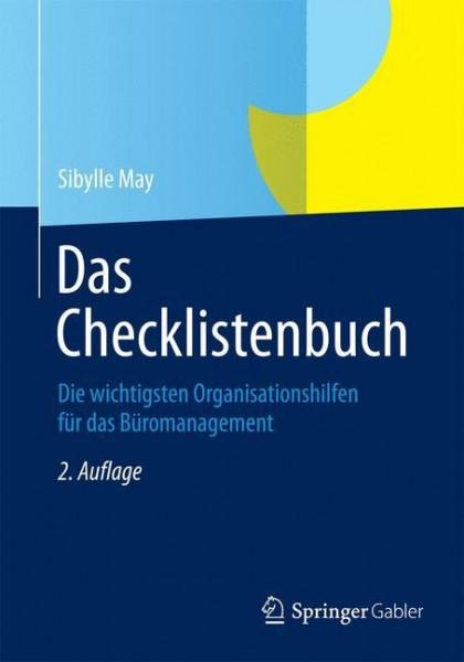 Das Checklistenbuch