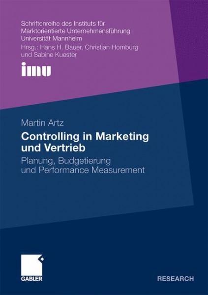 Controlling in Marketing und Vertrieb