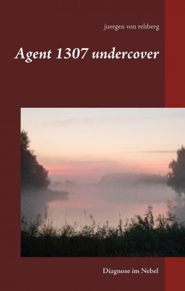 Agent 1307 undercover