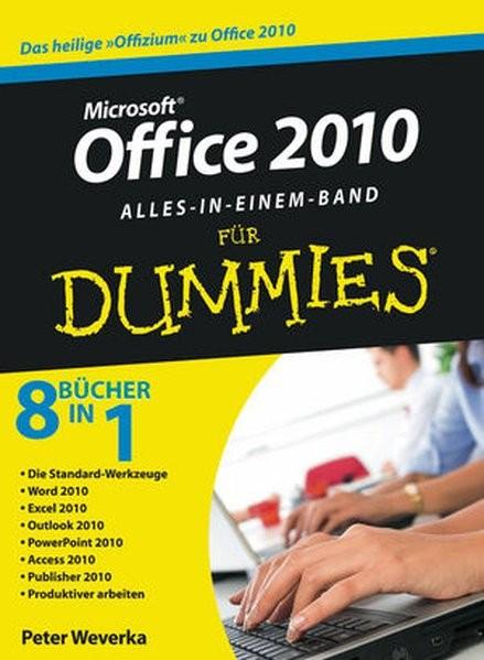 Office 2010 für Dummies. Alles-in-einem-Band