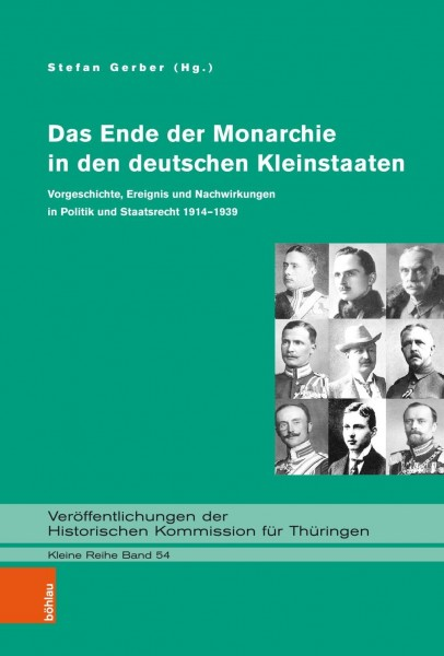 Das Ende der Monarchie in den deutschen Kleinstaaten