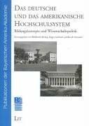 Das deutsche und das amerikanische Hochschulsystem