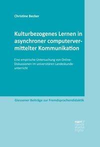 Kulturbezogenes Lernen in asynchroner computervermittelter Kommunikation