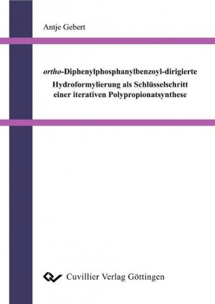 ortho-Diphenylphosphanylbenzoyl-dirigierte Hydroformylierung als Schlüsselschritt einer iterativen P
