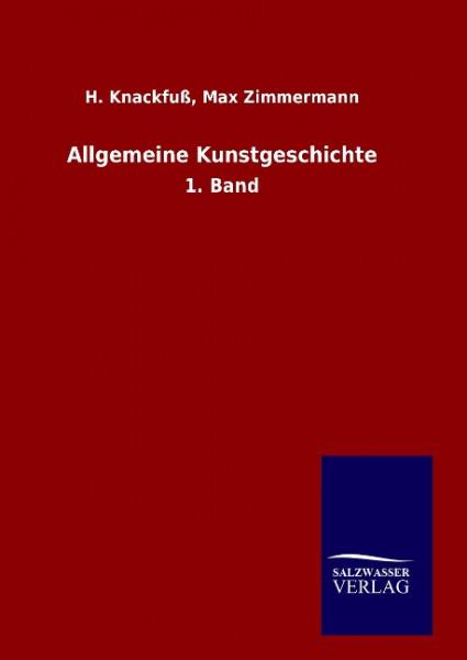 Allgemeine Kunstgeschichte
