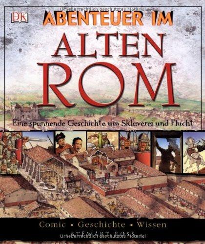 Abenteuer im alten Rom