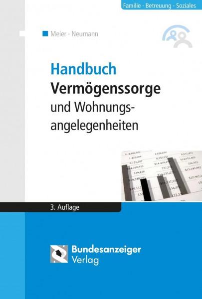 Handbuch Vermögenssorge und Wohnungsangelegenheiten