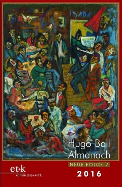 Hugo Ball Almanach. Neue Folge 7