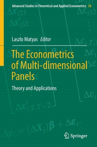 The Econometrics of Multi-dimensional Panels