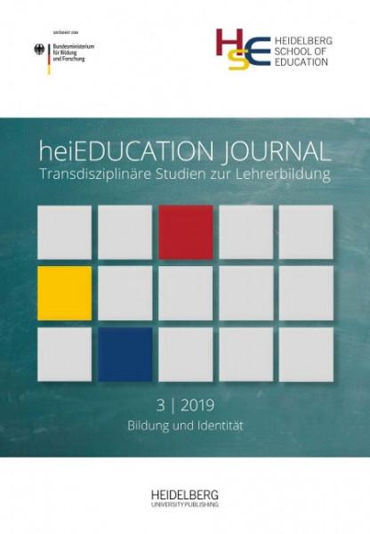 heiEDUCATION JOURNAL / Bildung und Identität