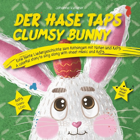 Der Hase Taps / Clumsy Bunny
