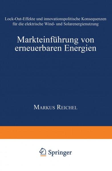 Markteinführung von erneuerbaren Energien