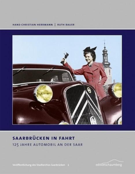Saarbrücken in Fahrt