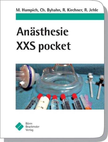 Anästhesie XXS pocket