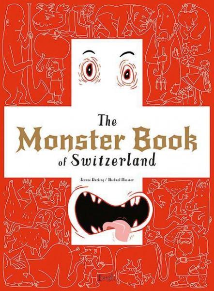 The Monster Book of Switzerland