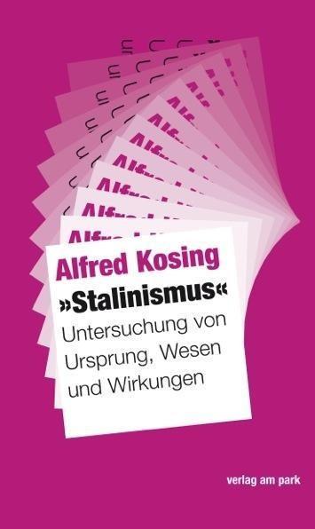 """""""Stalinismus"""""""