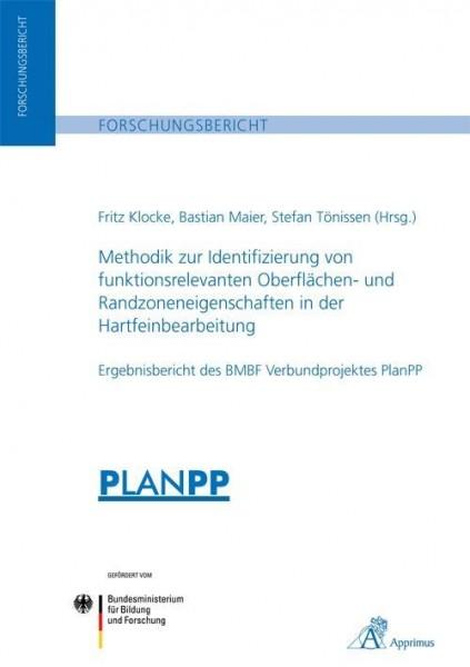 Methodik zur Identifizierung von funktionsrelevanten Oberflächen- und Randzoneneigenschaften in der