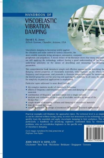 Hdbk of Viscoelastic Vibration Damping