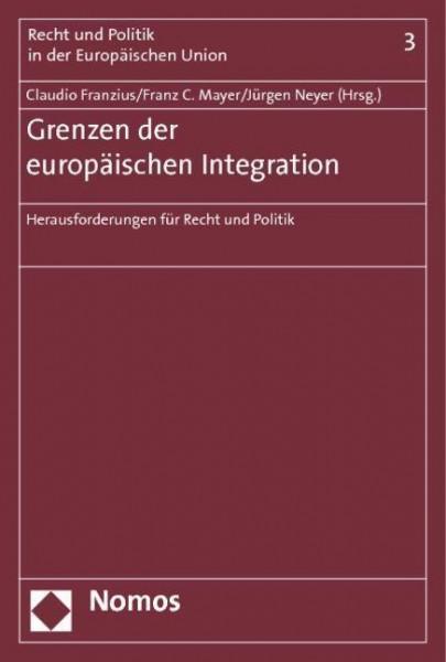 Grenzen der europäischen Integration