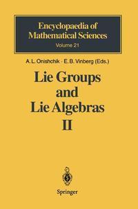 Lie Groups and Lie Algebras 2