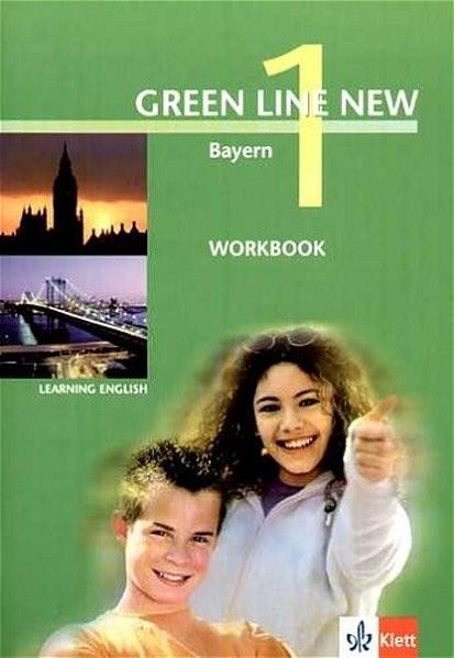 Green Line NEW Bayern: Workbook Band 1: 5. Schuljahr (Green Line NEW. Ausgabe für Bayern)