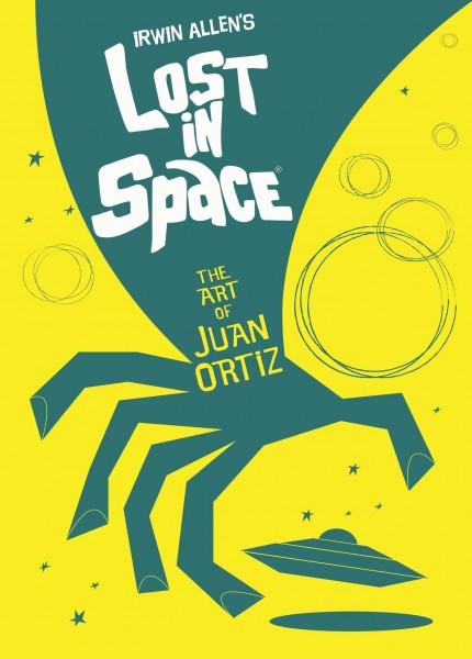 Lost In Space: The Art of Juan Ortiz