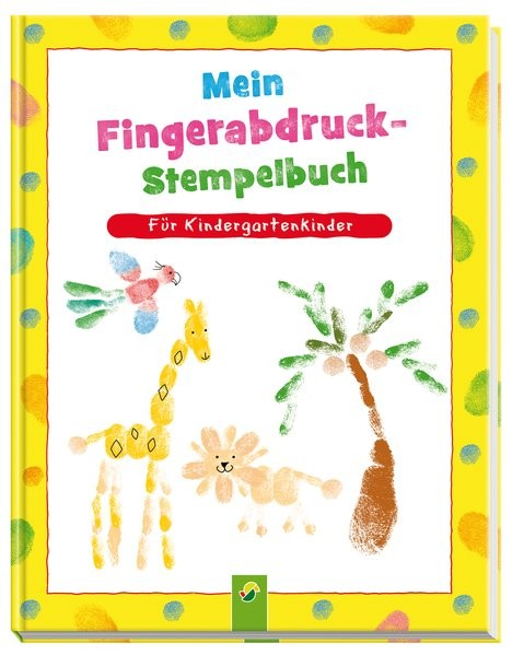 Mein Fingerabdruck-Stempelbuch