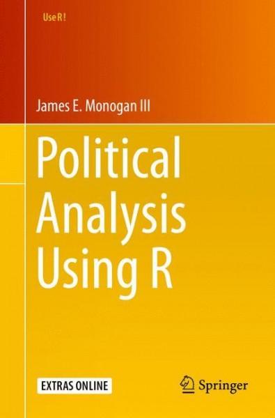 Political Analysis Using R