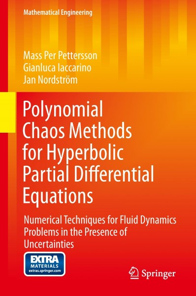 Polynomial Chaos Methods of Hyperbolic Partial Differential Equations